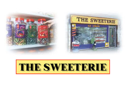 The Sweeterie